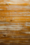 Painted wooden surface crosslinked with lacquered boards Royalty Free Stock Images