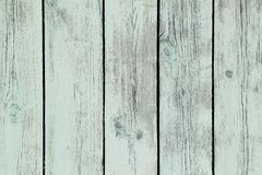 Painted wooden texture. Fragment of old painted wooden wall texture Royalty Free Stock Photography