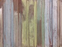Painted wooden texture background Stock Images
