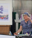 Painter Royalty Free Stock Photo