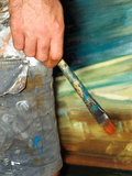 Painter Stock Photography