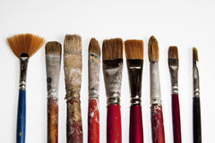 Painter brush Royalty Free Stock Photo