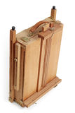 Painter's case with easel Royalty Free Stock Photography