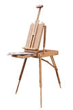 Painter's portable easel Royalty Free Stock Photography