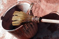 Painter's tools Stock Photography