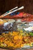 Painter S Tools Stock Photos