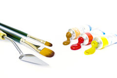 Painter tools Stock Images