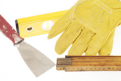 Painter tools Stock Photography