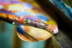 Painter tools Royalty Free Stock Images