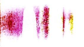 Painterly абстракция 0299 Стоковое Изображение RF