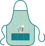 Painters Apron Royalty Free Stock Image