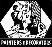 Painters And Decorators Stock Photography