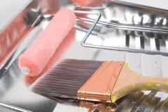 Painters Kit Stock Image