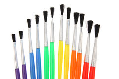 Free Painting A Rainbow Stock Photography - 3349962
