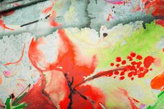 Painting, Art, Leaf, Watercolor Paint Royalty Free Stock Images