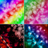 Painting backgrounds with circles details Royalty Free Stock Photos