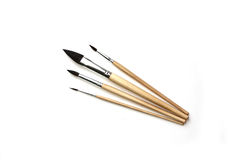 Painting brush Royalty Free Stock Photos