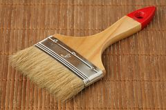 Painting brush Stock Image