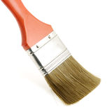 Painting brush with shadow Royalty Free Stock Photography