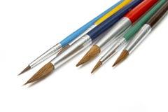 Painting brushes 2 Royalty Free Stock Photos
