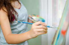Painting Stock Photos
