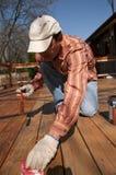 Painting Deck Stock Photos
