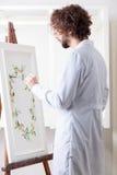 Painting Decorator Royalty Free Stock Photo