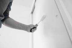 Painting door roller B Stock Photography