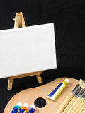 Painting essentials Royalty Free Stock Image