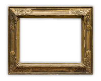 Painting frame Royalty Free Stock Photography