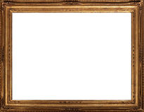Painting frame Royalty Free Stock Photos