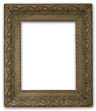 Painting frame. Stock Photos