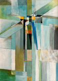 A painting - Icy Cross