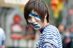 Painting Masks Stock Photos