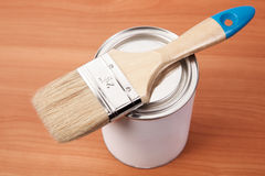 Painting objects Royalty Free Stock Photos