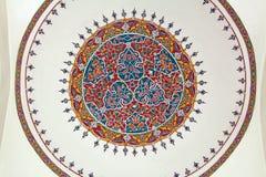 Painting Pattern. Ottoman-Turkish Style Painting Pattern stock photo