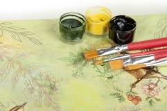 Painting Stock Photo
