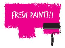 Painting service Stock Images