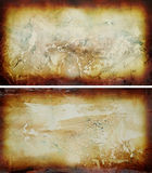Painting texture background Stock Image