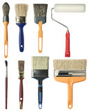 Painting tools Stock Photos