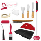 Painting Tools Stock Images