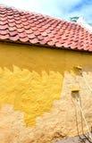 Painting yellow Stock Photo