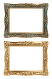 Paintings Frames on White Background Royalty Free Stock Image