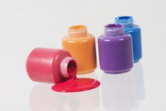 Paints Royalty Free Stock Photos