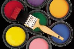 Paints Stock Images