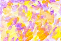 Paints background 5 Royalty Free Stock Image