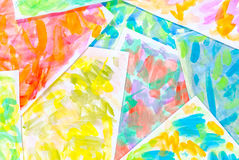 Paints background 9 Stock Photo