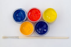 Paints Stock Images