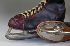 Ice Skates. Stock Photos