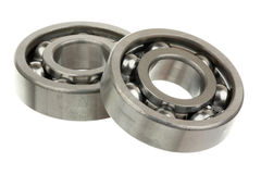 Pair of bearings Stock Photography